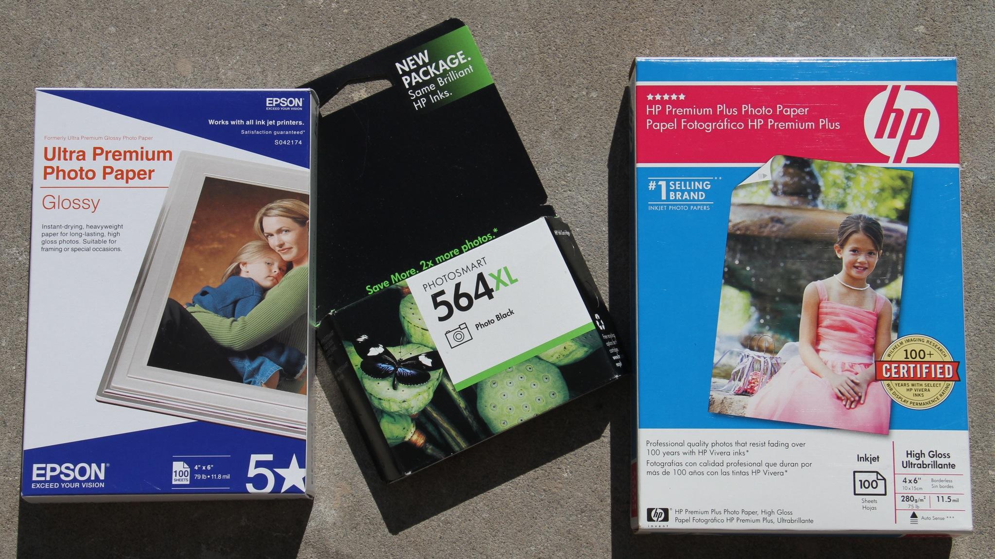 JR's Blog » HP vs  Epson Paper: Is it just me or is there