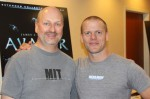 JR and Tim Ferriss