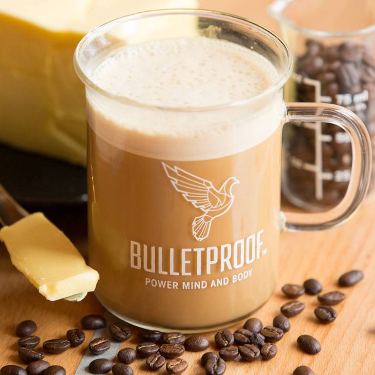 Bulletproof Coffe